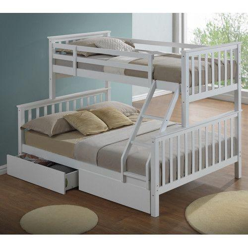 Found it at Wayfair.co.uk - Mara Triple Sleeper Bunk Bed with Storage
