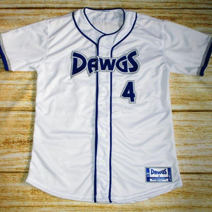 Dawgs baseball custom jerseys created at great american