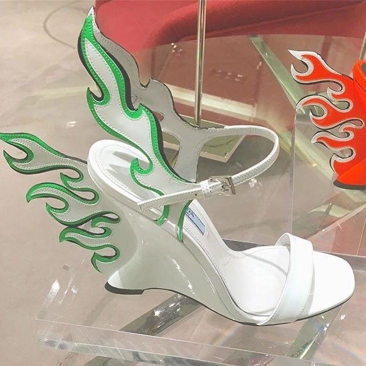 Pin af Ida Marie Grøn på Footwear | Sko, Tøj og Stil