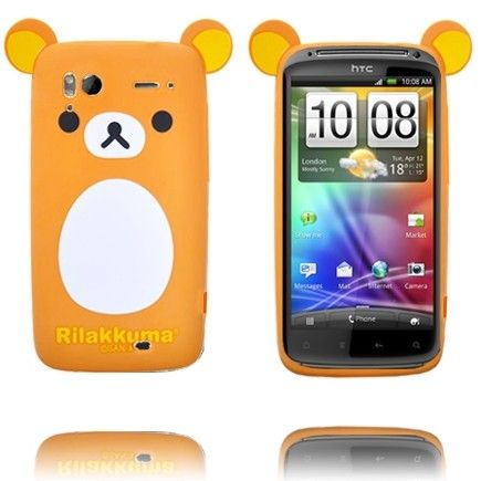 Cartoon World (Ralikkuma Sand) HTC Sensation Deksel