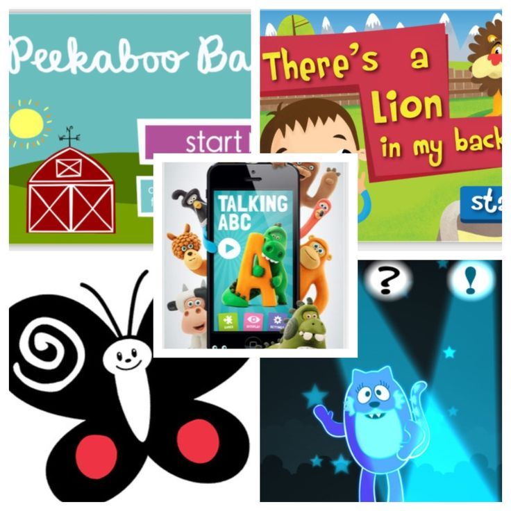 Best apps for 18 month olds and up