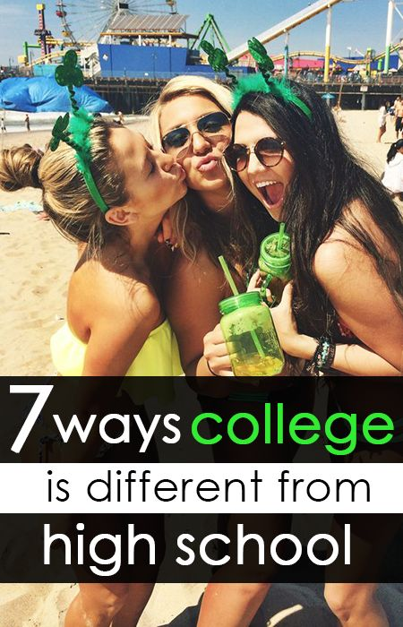 Do continuing education after high school make a difference in a student's life? what is the difference?
