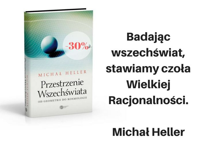 Przestrzenie wszechświata - Michał Heller - Copernicus Center Press