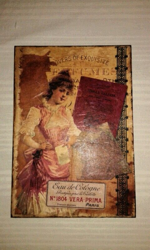 Eau de cologne..!!old advertisments!
