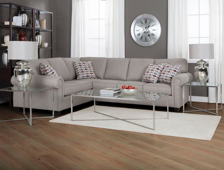 Shop For The Decor Rest 2006 Sectional Sectional Sofa Group At Godby Home  Furnishings   Your Noblesville, Carmel, Avon, Indianapolis, Indiana  Furniture ...