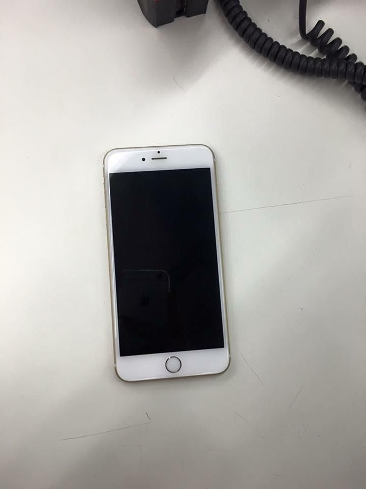 iPhone 6 Plus (128 GB) gebraucht gold VB 750 Euro in Stuttgart