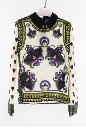 Vintage Leopard Print Shirt $45: Blouses Online, Choi Shirts, Prints Blouses, Shirts Online, Leopards Prints Shirts, Shirts Blouses, Panthers Tops, Abstract Panthers, Vintage Leopards
