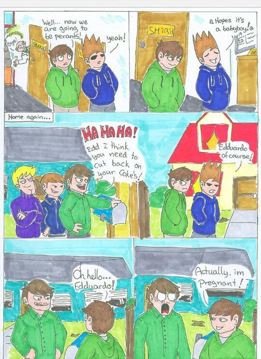 Imágenes Eddsworld - comic TomTord | Tom x Edd | Eddsworld comics