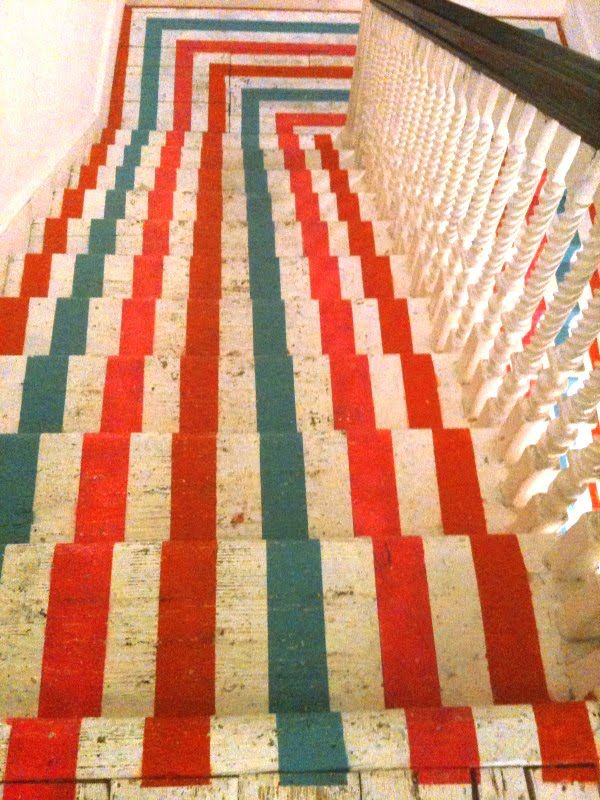 Stairway to Inspiration (or Stickiness, as the case may be) - Natural History's blog