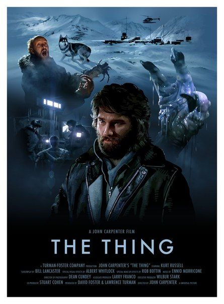 1000+ images about John Carpenter's The Thing (1982) on ...