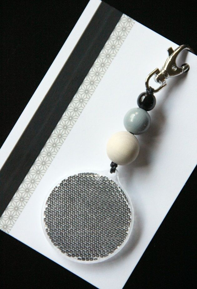 CIRKUS: DIY - heijastin // DIY - reflector