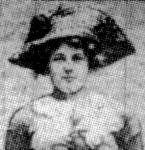 Emily Louisa Badman..Age18 NationalitéAnglaise Née le19 janvier 1894 à Clevedon, Somerset, (Angleterre) Décédée le17 juillet 1946 à Ridgefield, New Jersey, (USA) ProfessionDemoiselle d'honneur de Mlle Sarah Roth Adresse128 Kenn Road, Clevedon, Somerset, (Angleterre) Port d'embarquementSouthampton Voyageant en3ème Classe N° du TicketA/4 31416 / £8 1s Cabine Embarquée dans le CanotC