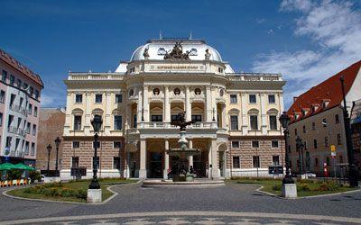Μπρατισλάβα - Σλοβακικό Εθνικό Θέατρο