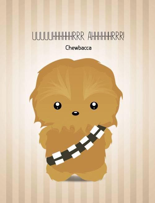 facebook.com/Toysquotes - Chewie