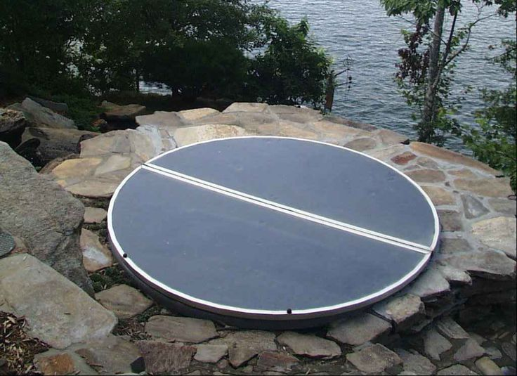 Gallery belite aluminum spa covers hot tub cover