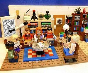 The Big Bang Theory LEGO Set #LavaHot http://www.lavahotdeals.com/us/cheap/big-bang-theory-lego-set/168767?utm_source=pinterest&utm_medium=rss&utm_campaign=at_lavahotdealsus