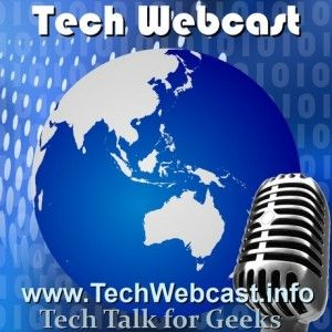 Thanks Brad, Daryl & Jacob for interviewing me on @techwebcast show Here's the re-play: http://www.techwebcast.info/techwebcast-episode-404/