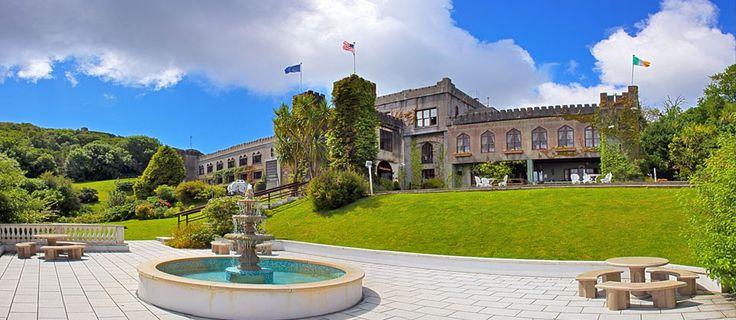 Abbeyglen Castle Hotel #Wedding #Ireland #Galway