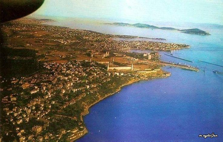 Salacak, Selimiye, Haydarpaşa, Kadıköy... 1950'li yıllar