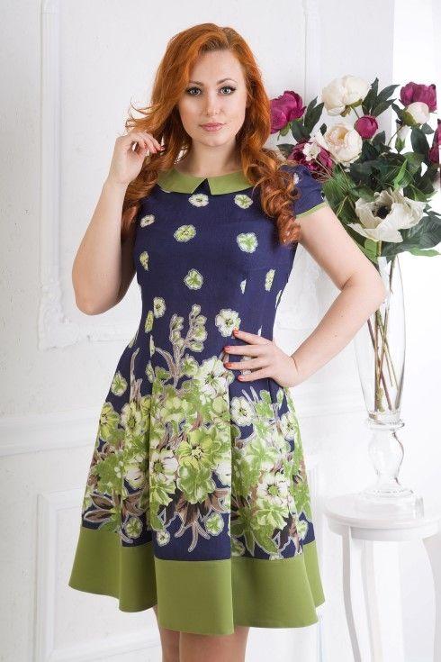 Яркое летнее платье из хлопка. Colorful summer dress, natural cotton. All you need for summer!!! #Мода #одежда #beldiamant #новинки #fashion #интернетмагазин #onlinestore #liliana #лилиана #dress