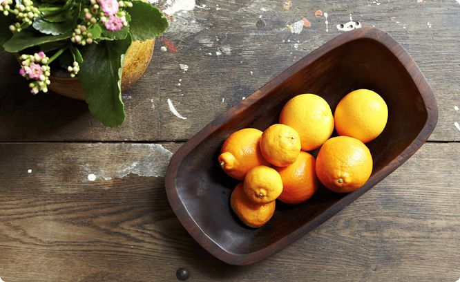 A variety of winter citrus. Photographed by Gary Gross