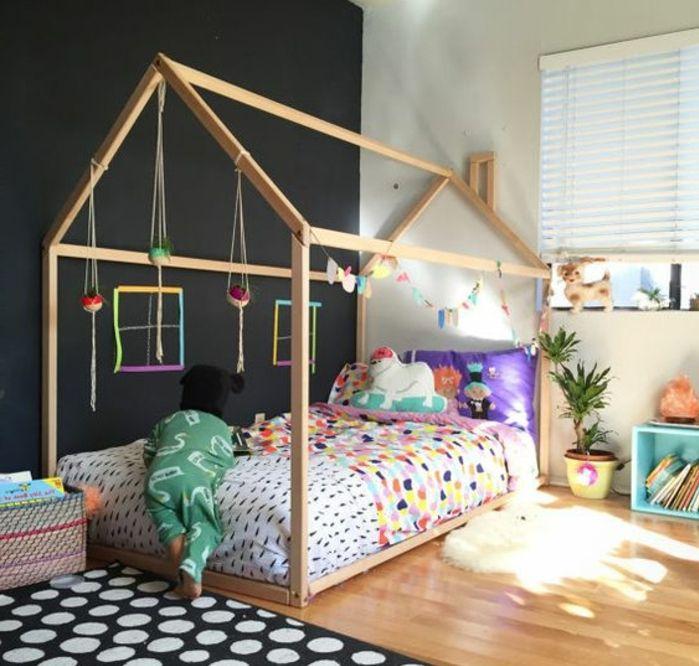 Les 25 meilleures id es de la cat gorie tapis multicolore for Modele chambre montessori