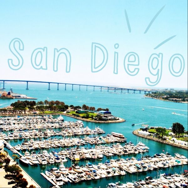San Diego, California | things to do in San Diego | Little Italy San Diego | surfing in San Diego | comedy clubs in San Diego | beaches in San Diego | travel San Diego | review San Diego | travel You Can Sit With Us