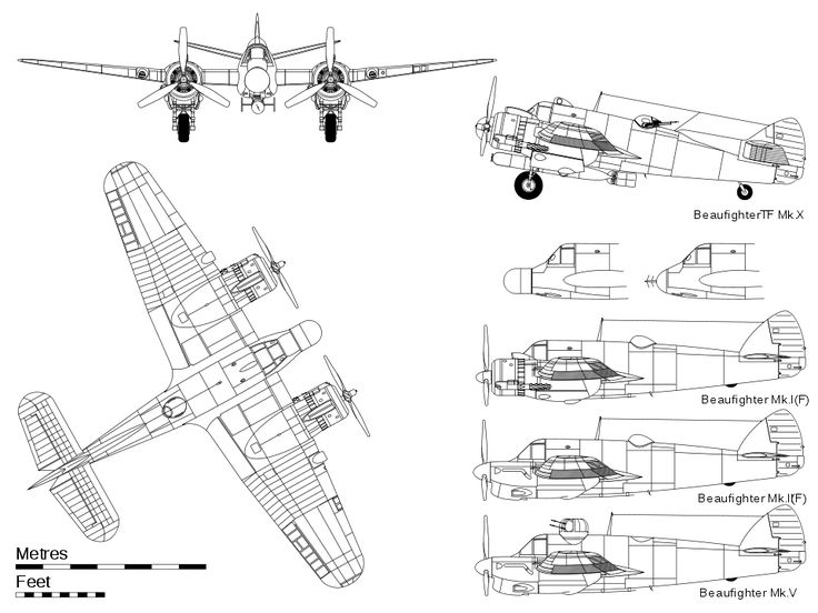 Bristol Beaufighter - Bristol Beaufighter - Wikipedia, the free encyclopedia
