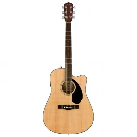 Guitarra Electroacústica Fender CD60CE Natural