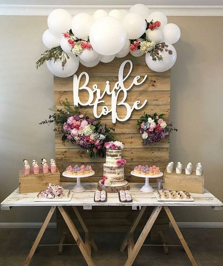 Bridal Shower Ideas In 2019