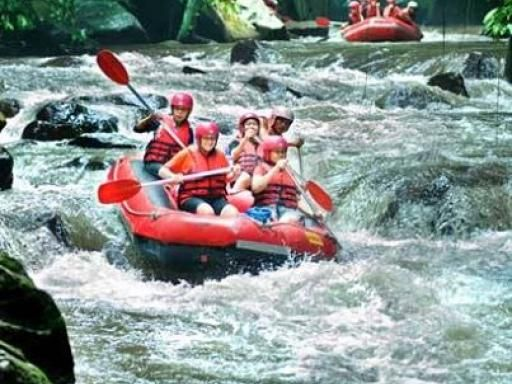 Rafting Bali :: BaliWah.Com