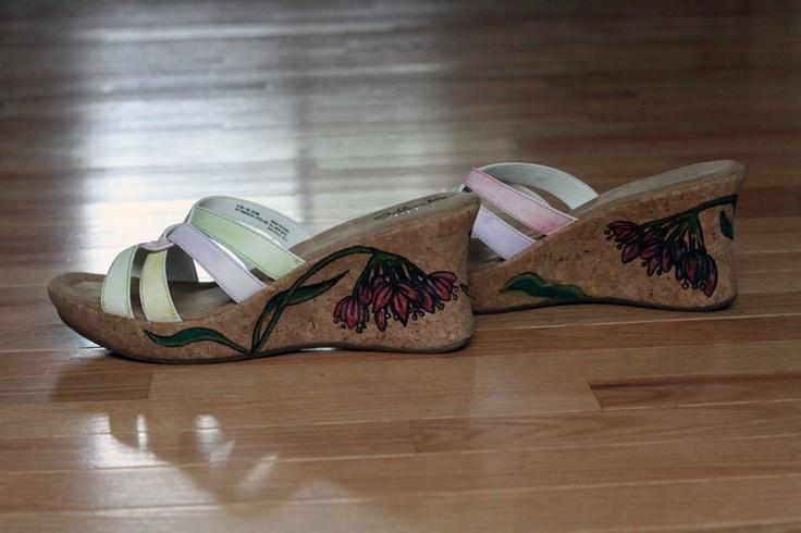 i made you some shoes