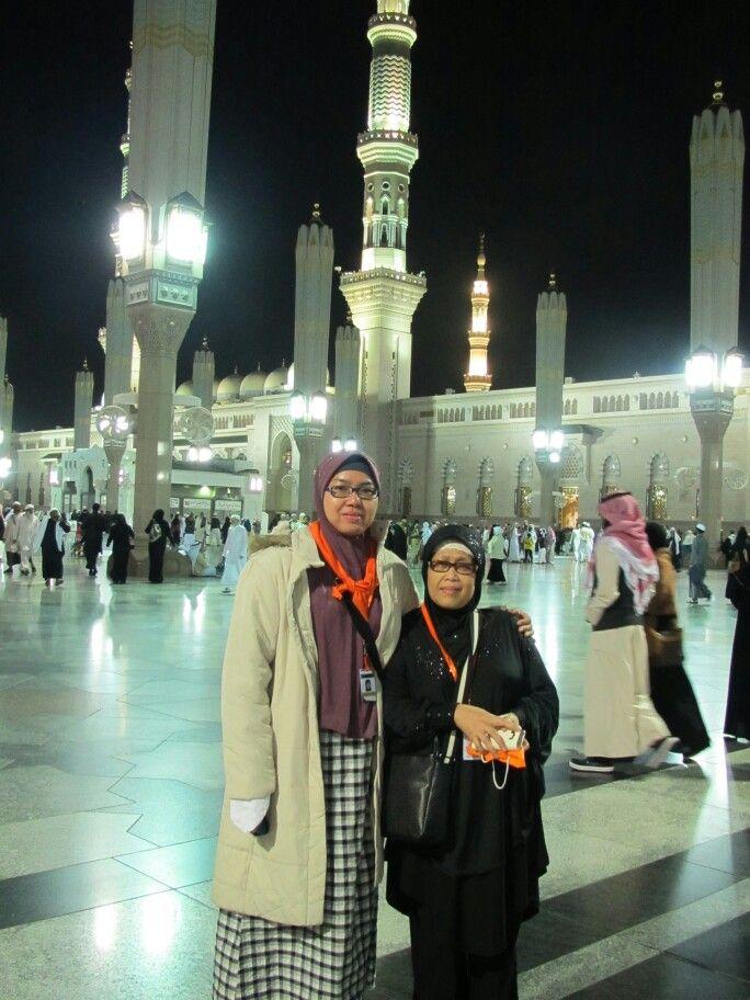 Masjid Nabawi, Medinah. My umroh trip Dec 31, 2013 to Jan 9, 2014