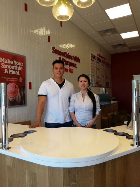 North Texas man's health and fitness lifestyle began with smoothies