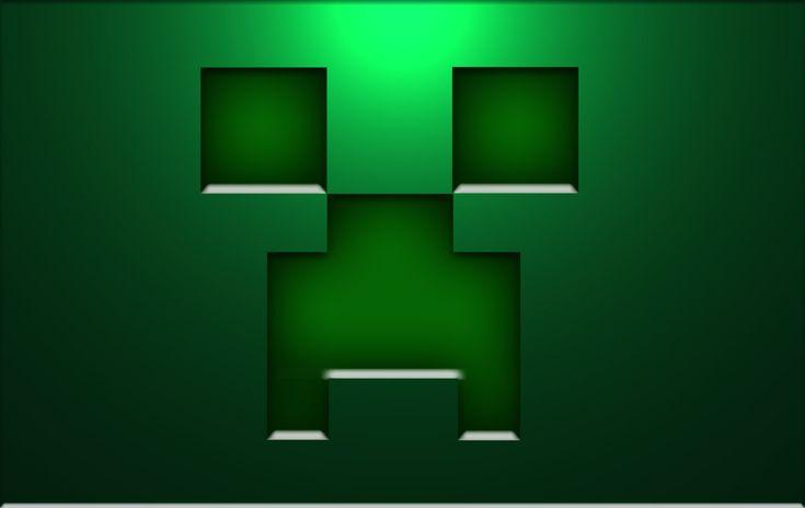 Minecraft Wallpaper | ... Minecraft Wallpapers 3D HD Wallpaper Creeper Minecraft Wallpapers 3D