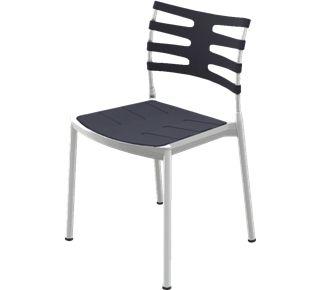 Ice Stolen af Kasper Salto. Ice stolen er en smuk stol som produceres af Fritz Hansen.