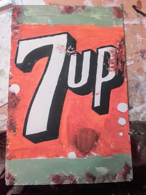 7 UP Vintage