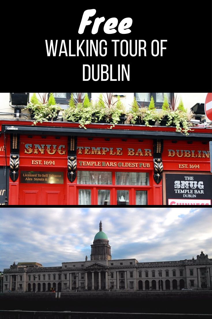 If you're visiting Dublin on your Ireland travels, make sure you hop on one of…