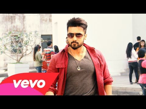 """Song: - Bang Bang Bang (featuring Vidyut Jamwal). """"Anjaan"""" is a Tamil action thriller film.  Yuvan Shankar Raja composed the film's music and background score. Released: 14 August 2014"""