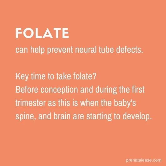 Folate, how much do you need? It's generally recommended that the intake for pregnant women is 600 mcg DFE/day, and for nursing moms it's 500 mcg DFE/day. (DFE stands for Dietary Folate Equivalents. DFE takes into account that synthetic folic acid is better absorbed than foods with the natural form of the vitamin). (Neural tube defects are congenital abnormalities in the baby's brain and spine.)