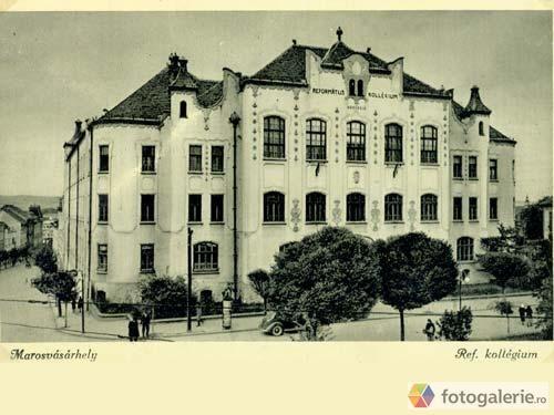 Liceul Bolyai - P-ţa Bolyai
