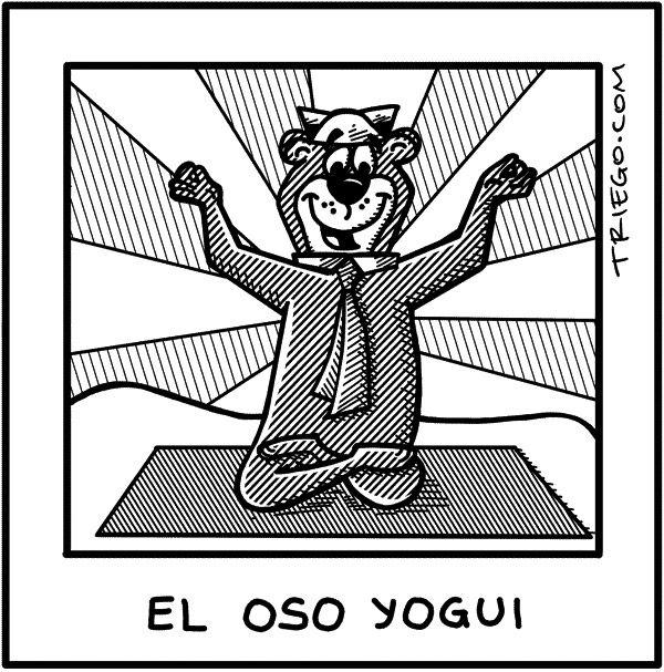 El Oso Yogui.