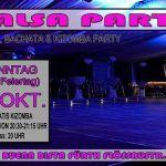 SALSA PARTY  MIT GRATIS KIZOMBA WORKSHOP  Mehr Salsa Bachata Kizomba Informationen auf salsastisch.de.