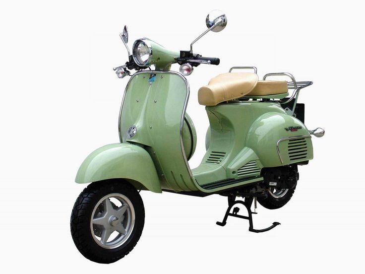 50CC Scooter (VESPA 125cc-EFI)