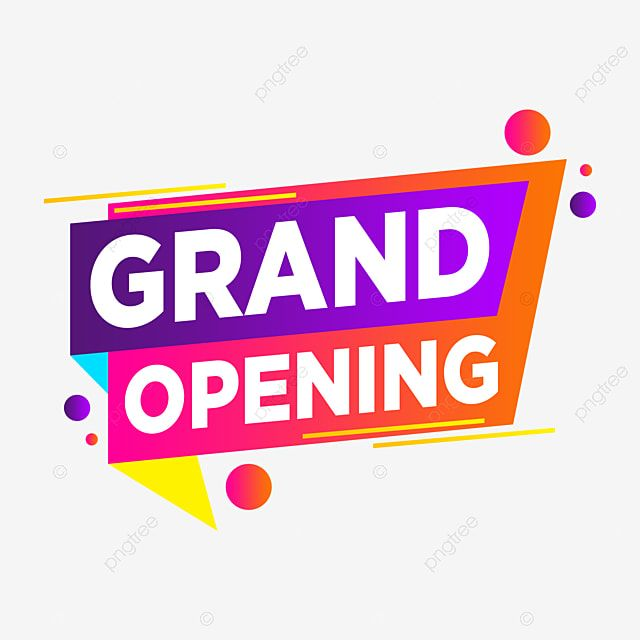 Grand Opening Shape Comingsoon Soon Coming Png Transparent Clipart Image And Psd File For Free Download Grand Opening Banner Grand Opening Shapes