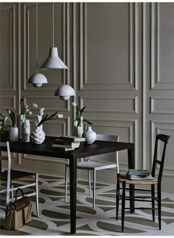 54 best gio ponti images on pinterest architecture for Boiserie in legno ikea