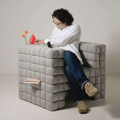 25 cool and unusual chair designs - Blog of Francesco Mugnai