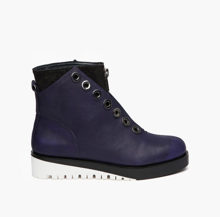 New United Nude Mickey combat boot now available online & in store!