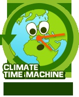 Climate Time Machine: See the Earth's past and possible future by showing the globe's climate at any time period