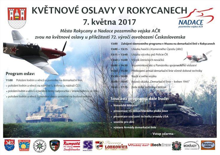 Oslavy osvobození Plzně 2017